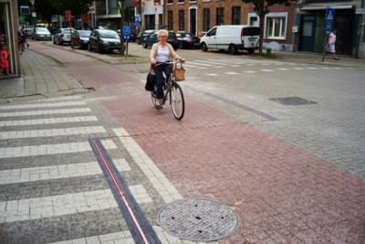 """Ledstrips waarschuwen voor aankomende fietsers: """"Tot 98% nauwkeurig"""""""