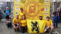 Dodentocht-team Freya Perdaens stapt 2.600 euro bij elkaar voor goed doel
