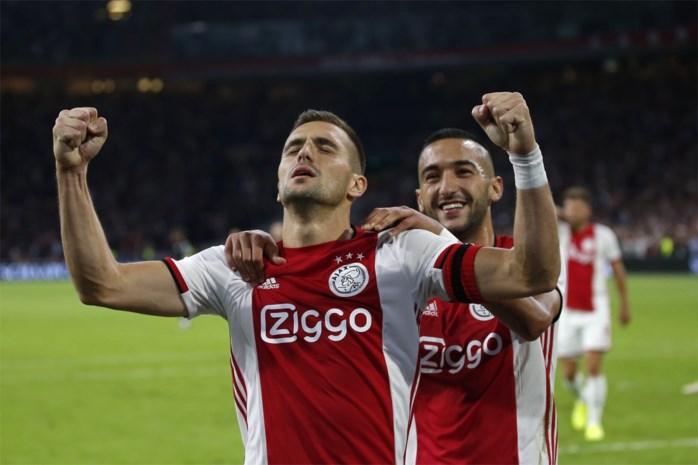 Geen Champions League voor Porto en Celtic, Ajax niet zonder moeite voorbij PAOK, bekijk hier het programma van de laatste voorronde