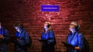 GETEST. Samen met Katinka (18) ondergronds glibberen in de zompige Antwerpse Ruien