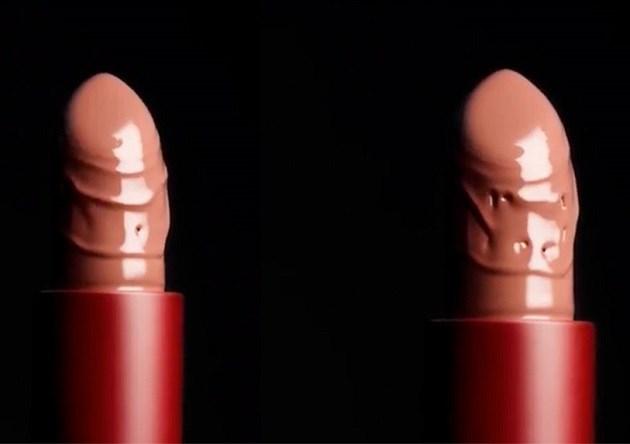 Deze lippenstift doet vrouwen aan iets anders denken