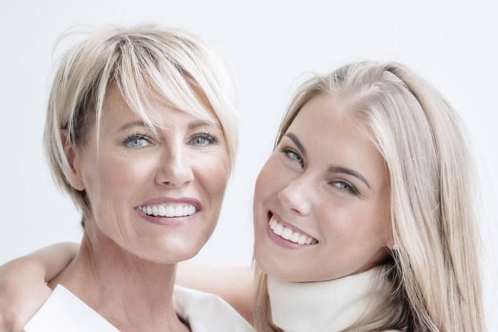 """Moeder en dochter Dana Winner en Chinouk: """"Mama krijgt een tien op tien"""""""