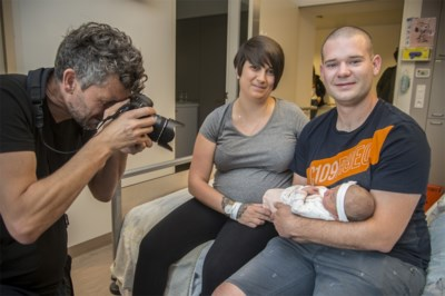 AZ Turnhout legt nieuwe mama's in de watten met uniek cadeau