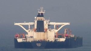 Washington dreigt bemanning van Iraanse supertanker Grace 1 visa te ontzeggen