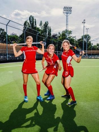 """Drie Red Panthers strijden tegen vijf mannelijke clichés over topsportende vrouwen: """"Ook meisjes kunnen zeveren"""""""
