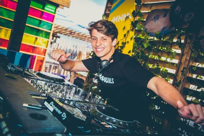 Bomenaar Manu Van Aalst (20) wint Start To DJ-wedstrijd van MNM