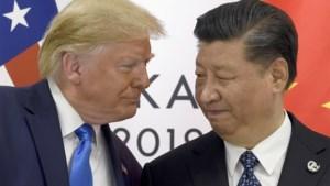 Nieuwe onderhandelingsronde met China gaat nog door in september