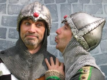Middeleeuwen herleven in Ten Duinen tijdens Feest in de Abdij