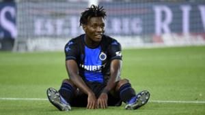 Geen goals in Club Brugge-Eupen, en dus is blauw-zwart maximum kwijt