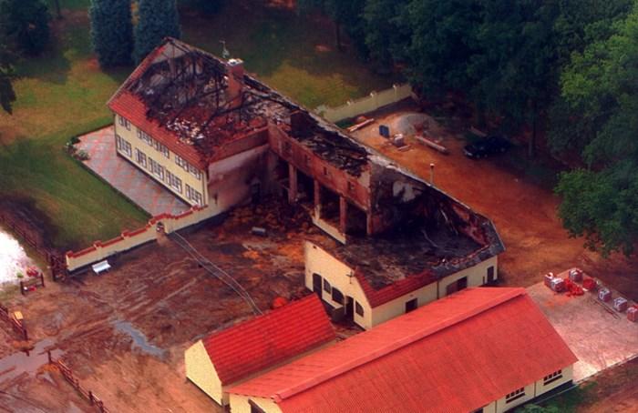 """25 jaar geleden kwamen vijf kinderen om in fatale brand in De Lusthoven: """"Zoiets vergeet je nooit. Dat gaat niet"""""""