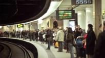 Spoorstaking: slechts helft van treinen rijdt