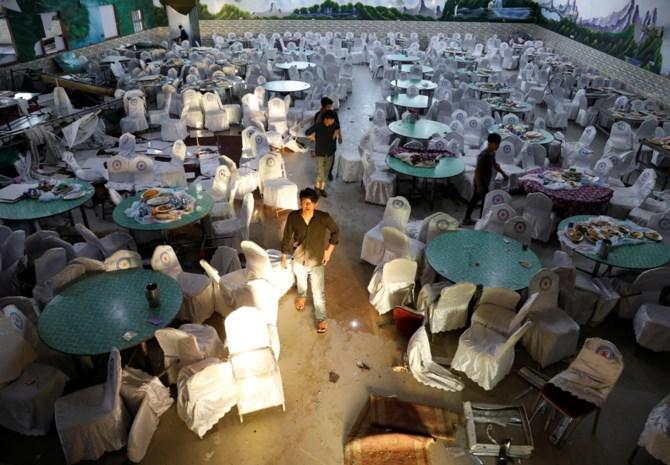 IS eist aanslag op trouwfeest in Kaboel op: minstens 60 doden