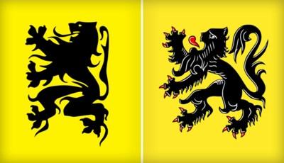 Waarom een Vlaamse leeuw met zwarte tong en zwarte klauwen zo'n heisa veroorzaakt