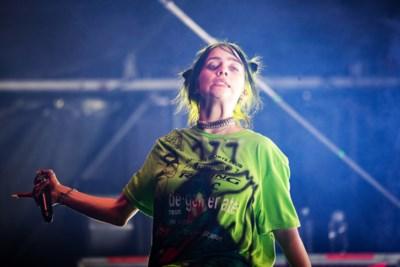 De echte headliner van Pukkelpop is 17, heeft paniekaanvallen en zingt over zelfdoding: de atypische popster in Billie Eilish