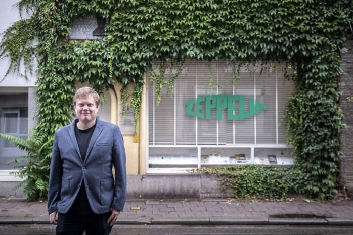 """Matthijs De Ridder verhuist naar geboortehuis Paul van Ostaijen terwijl hij biografie schrijft: """"Geen moment getwijfeld"""""""