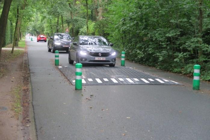 'Kussens' in wijk Koningshof moeten sluipverkeer aan banden leggen