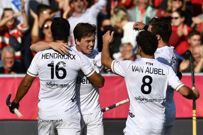 België zuinigjes naar de halve finale na 2-0-zege tegen Engeland