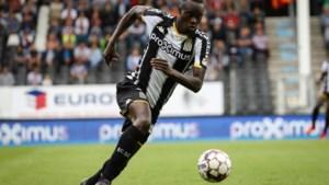 Charleroi verlengt contract van spits Mamadou Fall