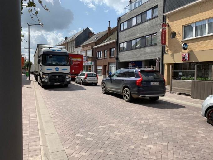 Werkzaamheden aan N15 veroorzaken chaos in Putte en Peulis