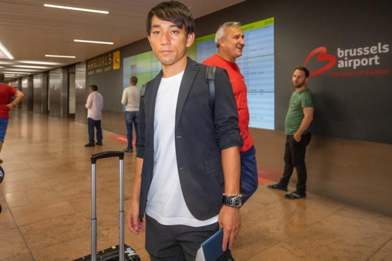 """Antwerp huurt jonge Japanner: """"Ik speelde al voor 25.000 supporters, maar deze sfeer is toch wat anders"""""""