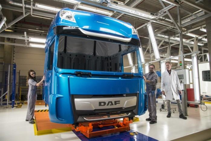Ondanks nakende recessie produceert DAF-fabriek meer trucks dan voorheen (en daar is een opvallende verklaring voor)