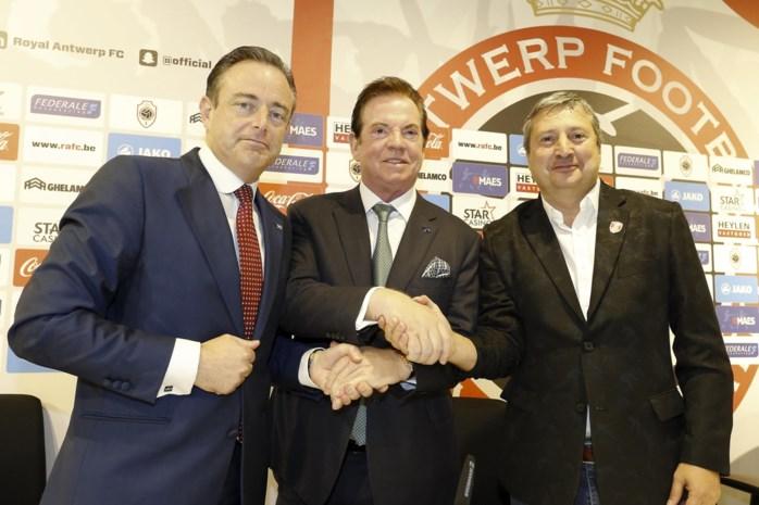 Ludo Van Campenhout laat ballonnetje op: match Antwerp achter gesloten deuren?