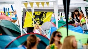 Vlaamse vlaggen in beslag genomen op Pukkelpop