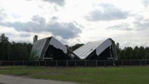 """Ingezakte Tomorrowland-tent nog niet weggehaald: """"Verzekeringskwestie"""""""