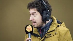 Vincent Byloo krijgt eigen programma op Radio 1