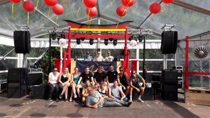 Vice Festival vindt voor het eerst plaats aan Molenvelden