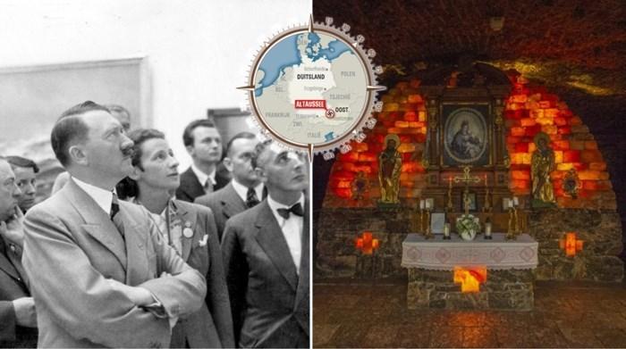 De plek waar 80 jaar geleden een duivels naziplan geboren werd