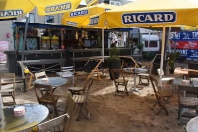 Beter laat dan nooit: Jazzoet in Mol opent strandbar