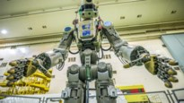Humanoïde robot Fiodor op weg naar ISS