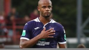Vincent Kompany wordt nu ook kapitein van Anderlecht