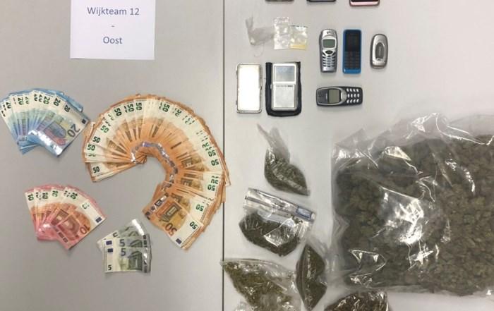 Bijna anderhalve kilo cannabis gevonden bij huiszoeking in Deurne
