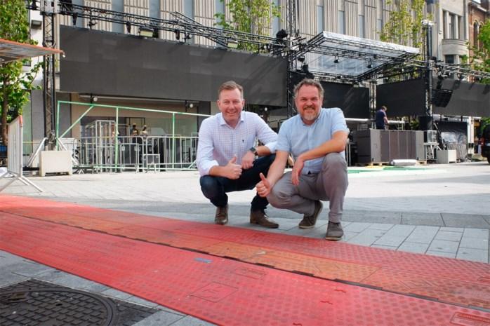 Mechelen besteedt op Maanrock extra aandacht aan toegankelijkheid