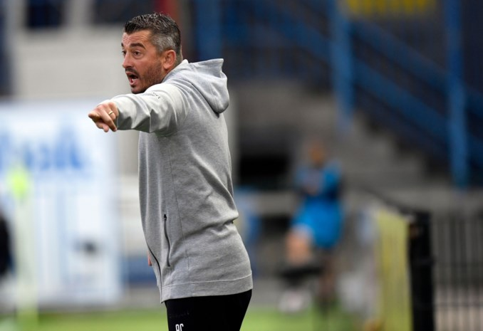 """Waasland-Beveren-trainer Adnan Custovic: """"Ze hebben me niet gezegd dat ik moét winnen, wel dat er iets moet veranderen"""""""