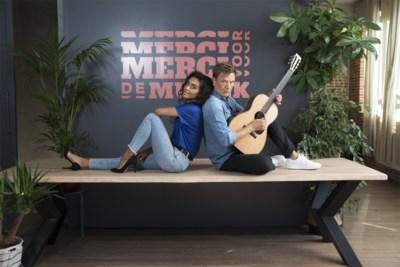 """Bart Peeters en Nora Gharib presenteren 'Merci voor de muziek': """"Met muziek willen we Vlaanderen raken"""""""