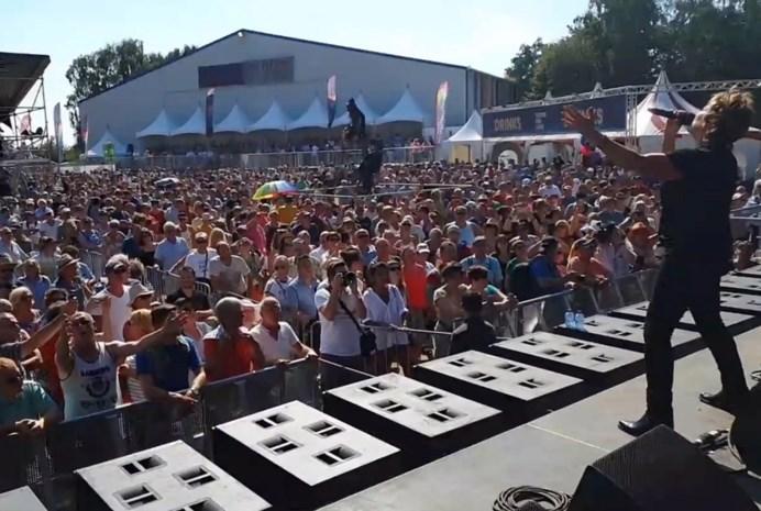 """Muziekfestival Yesterdayland eindigt in mineur: """"Hier zien ze me nooit meer"""""""