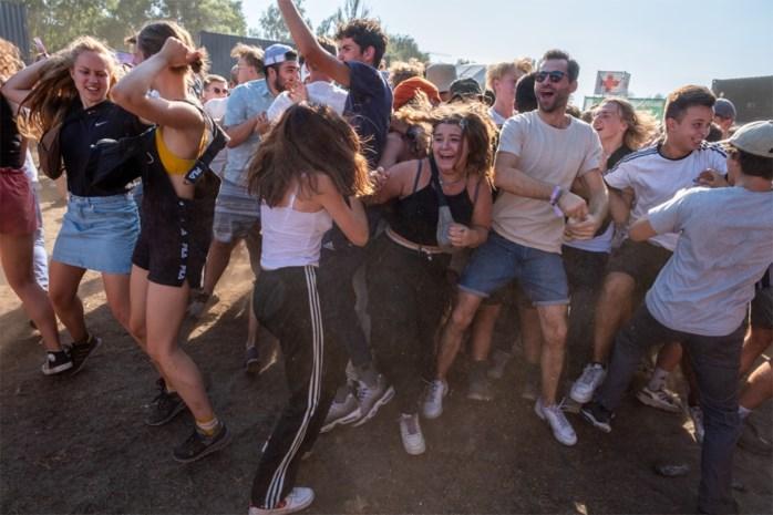 Eén weekend, één terrein, twee festivals: Fire is Gold en Ampère Open Air trekken duizenden feestvierders naar Middenvijver