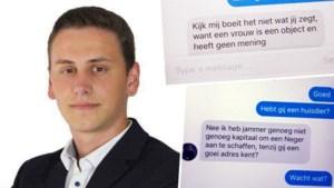 """Mechelse Vlaams Belanger neemt ontslag na racistische uitspraken: """"Jammer genoeg niet genoeg kapitaal om Neger aan te schaffen"""""""