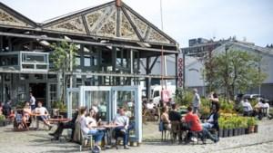 Eten en drinken in de zon: zeven terrassen