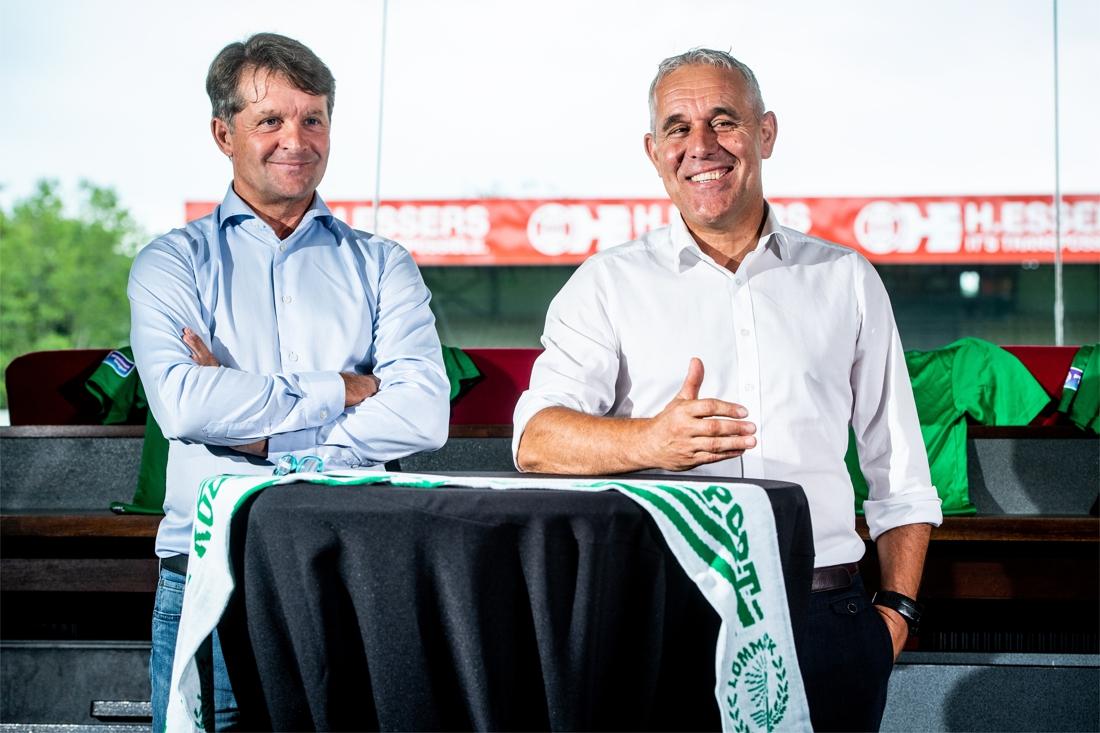 Harm van Veldhoven keert als operationeel directeur van Lommel SK terug in België - Gazet van Antwerpen