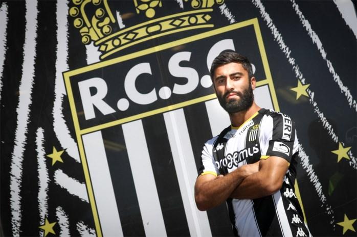 """Club Brugge-huurling Kaveh Rezaei over terugkeer naar Charleroi: """"Het is een beetje mijn familie"""""""