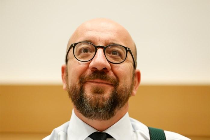"""Charles Michel is hoopvol: """"Federale regering voor november is niet onmogelijk"""""""