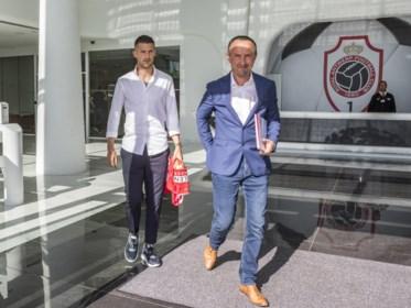 """Kevin Mirallas: """"Ik ben een kind van Standard, maar ook Antwerp is een mythische club"""""""
