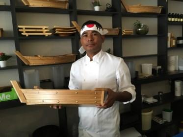 Broers openen tweede Sushi Town zodat klanten niet meer in de file moeten staan