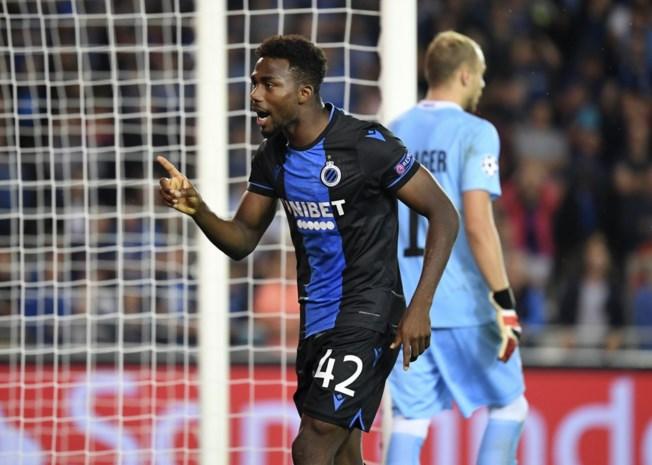 Club Brugge houdt Emmanuel Dennis ondanks buitenlandse interesse langer aan boord