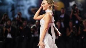Alle ogen op Lily-Rose Depp gericht in Venetië