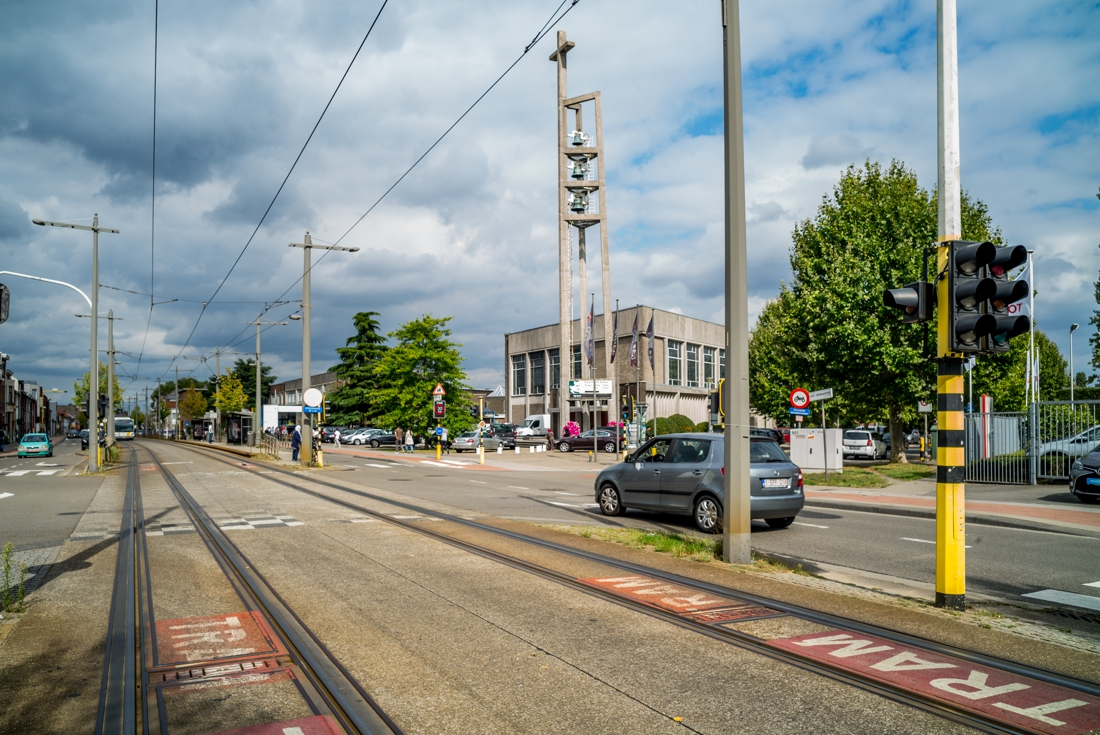 Werken om kruispunten Sint-Bernardsesteenweg veiliger te maken - Gazet van Antwerpen